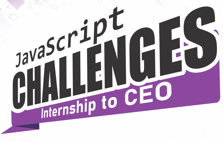 JavaScript Challenge  Internship to CEO #09